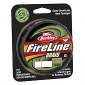 Шнур FireLine Green 110m 0.15mm, 7,9kg (1308664)
